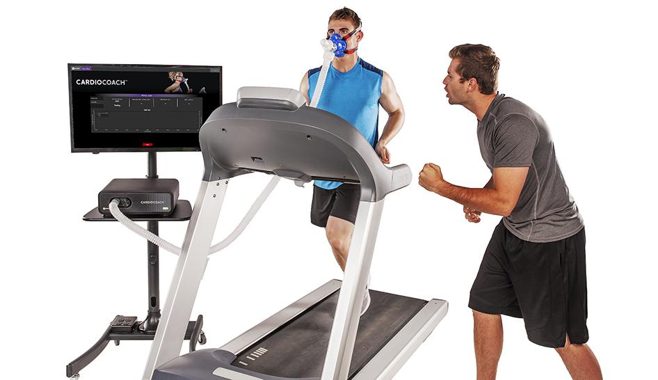 Sales and marketing KORR treadmill men column