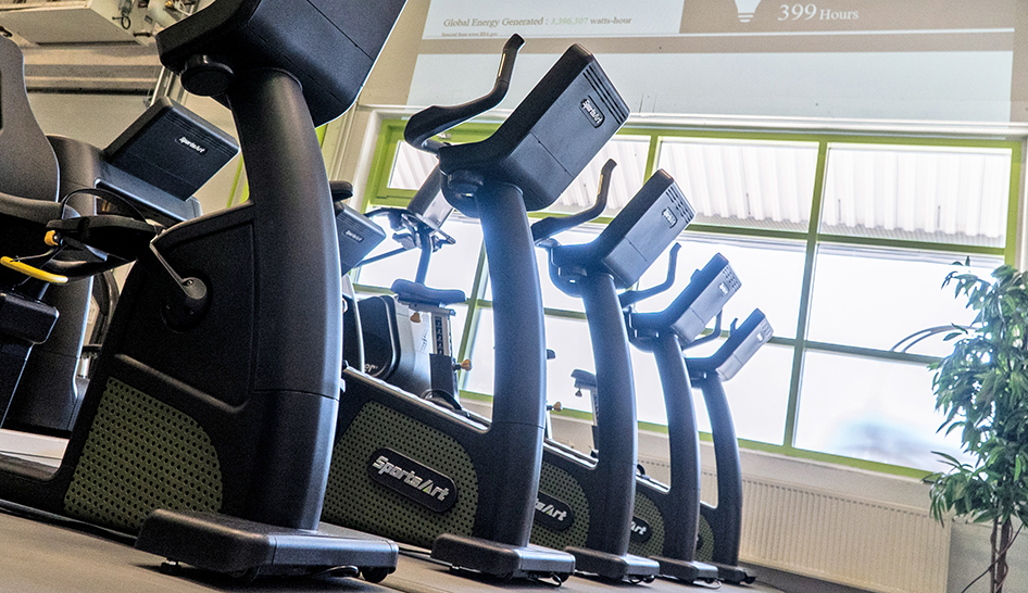Sales and marketing Sports Art Fitness Gym Finland column