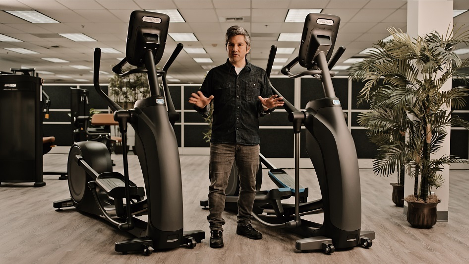 Supplier content colorway precor elliptical limited use column