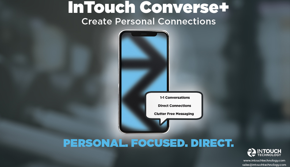 Technology In Touch Converse column