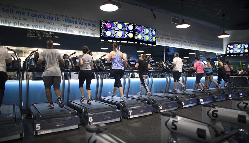 Tracking Chuze Fitness column