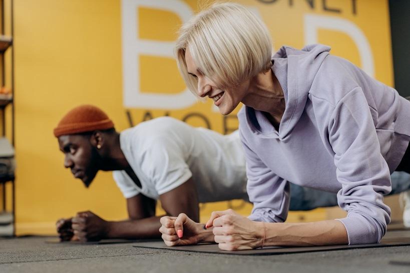 Wellness community programming personal trainer pexels column