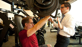 Luke Carlson Discover Strength listing