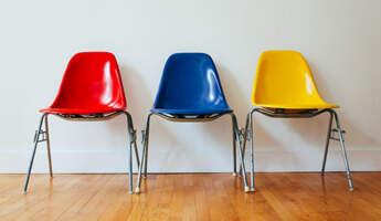 Empty chairs Deathto Stock Desk10 listing