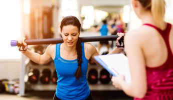 Personal Trainer Clipboard Listing Image