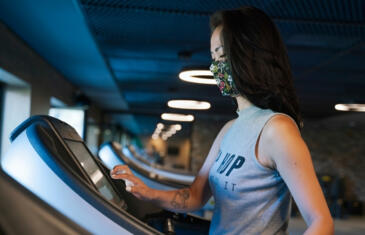 Navigating the CDCs New Mask Guidelines at Your Gym Column Width Listing Image