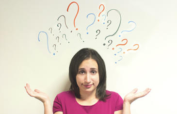 Sales Marketing Question Marks