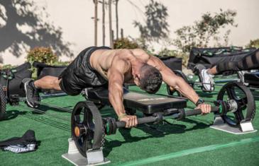 Equipment Frog Fitness Body Trainer