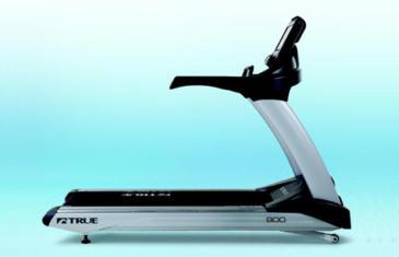 Equipment True Fitness Treadmill