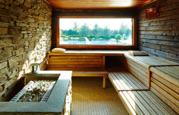 Facilities Sauna