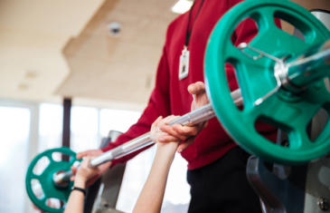 Personal Training Barbells