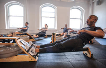 Water Rower Class