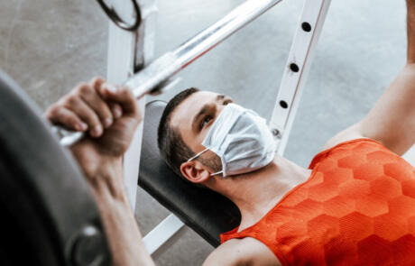 Masks in Your Fitness Center listing image