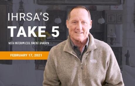 Take 5 February 170 ihrsa org