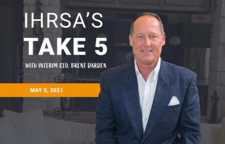 Take 5 May 5 ihrsa org