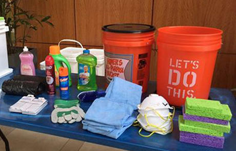Facilities Cleaning Supplies