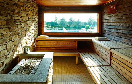 Facilities Sauna