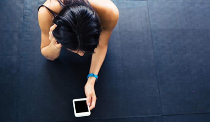 Wellness women workout yoga mat 2 19 CBI listing