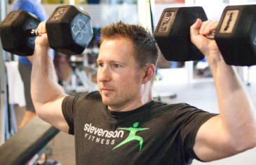 Stevenson Fitness Chris Stevenson Article
