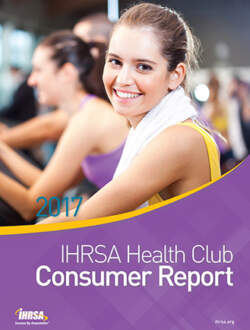 2017 Ihrsa Health Club Consumer Report Cover