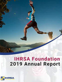 Foundation Report 2019 cover