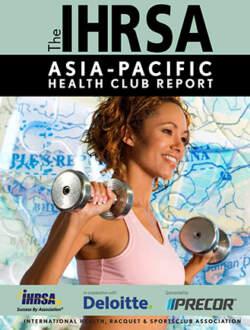 Ihrsa Asia Pacific Health Club Report Cover