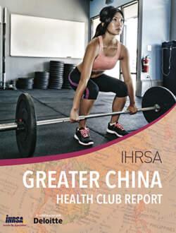 Ihrsa China Health Club Report  Cover