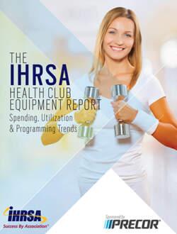 Ihrsa Health Club Equipment Report Cover