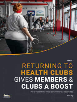 Return to the Health Club Gives Members and Clubs a Boost IHRSA Planet Fitness