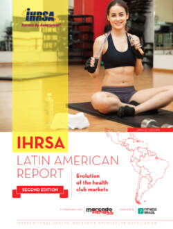 Latin American Report Cover English
