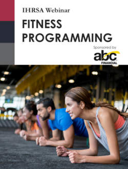 Webinar Fitness Programming Abc