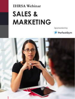 Webinar Sales Marketing Perfectgym