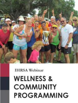 Webinar Wellness Community No Spns
