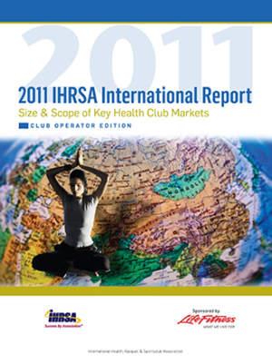 2011 Iihrsa International Report Cover