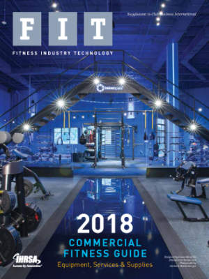 2018 Fit Commercial Fitness Guide Cover