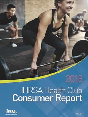 2018 Ihrsa Health Club Consumer Report Cover