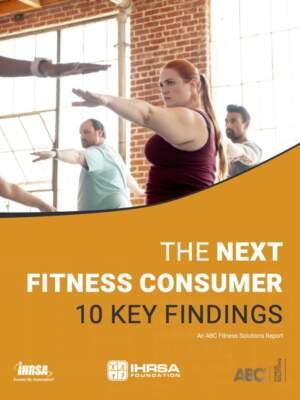 Cover ABC Sponsored Report Next Fitness Consumer