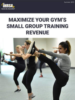 E Book Small Group Training Cover