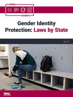 IHRSA Gender Identity Chart Cover