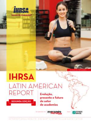 Ihrsa Latin American Report 2Nd Edition Portuguese Cover