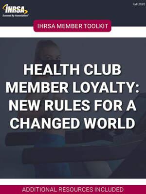 Member Loyalty E book Cover
