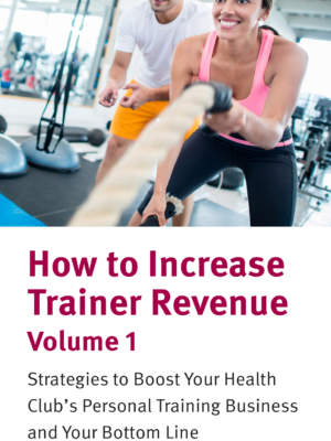 Personal Trainers Volume1 Ebook Cover