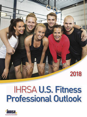 Research Fitness Professional Outlook Cover