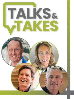Talks takes Cover