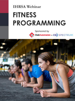 Webinar Fitness Programming Clubautomation