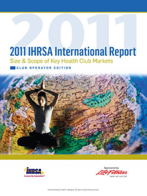 2011 Iihrsa International Report Cover