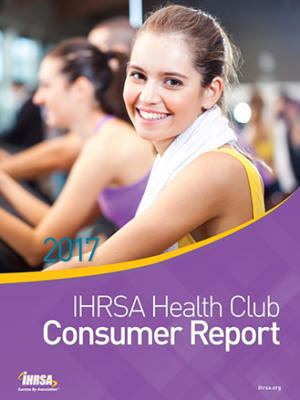 2017 Ihrsa Health Club Consumer Report Cover