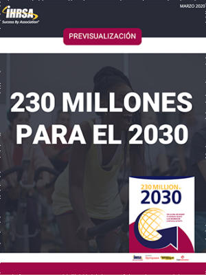 230 Million By 2030 Preview Spanish Cover