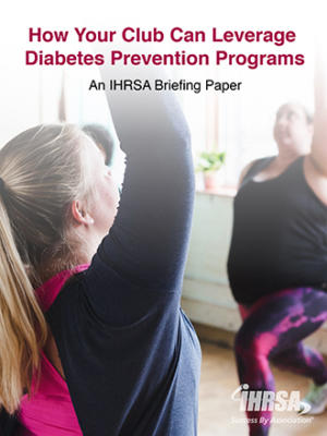 Briefing Paper Leverage Diabetes Prevention Programs Cover