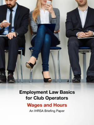Employment Briefing Paper Wages Hours Cover